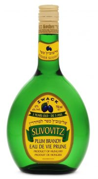 Zwack Slivovitz Plum Brandy 750ml