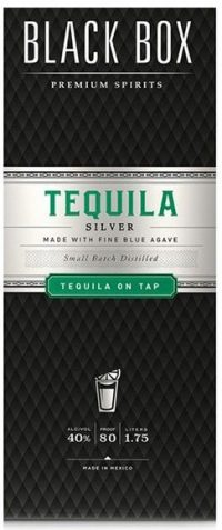 Black Box Silver Tequila 1.75L