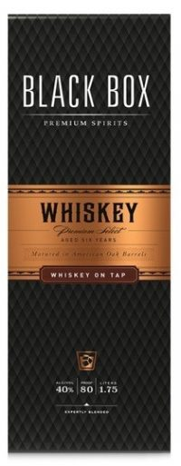 Black Box Whiskey 1.75L