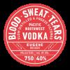 Blood Sweat Tears Vodka 750ml