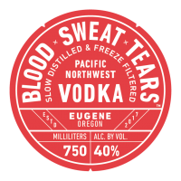 Blood Sweat Tears Vodka 750ml