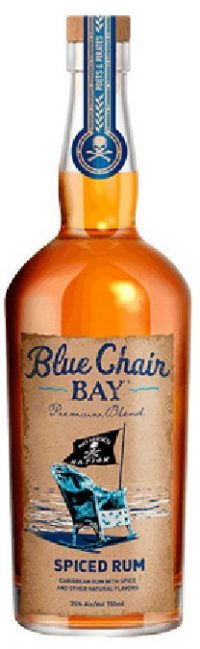 Blue Chair Spiced Rum 1.75L