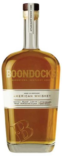 Boondocks 11yr Americn Whiskey 750ml