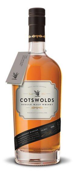 Cotswolds Single Malt whisky 750ml