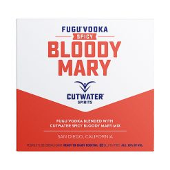 Cutwater Spicy Bloody Mary 4Pk