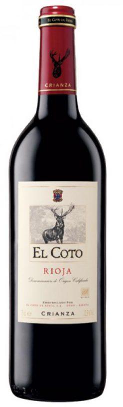 El Coto Rioja 750ml