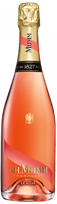 GH Mumm Grand Cordon Rose Brut 750ml