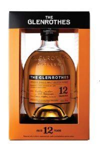 Glenrothes Speyside 12yr 750ml