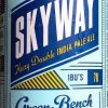 Green Bench Skyway Hazy Double IPA 12oz 4pk cn