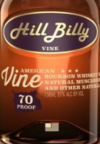 Hillbilly Bourbon Vine 750ml
