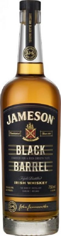 Jameson Black Barrel 1.0L