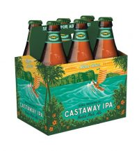 Kona Castaway IPA 12oz 6pk Btl