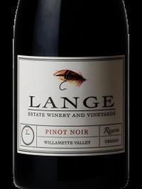 Lange Pinot Noir Reserve 750ml