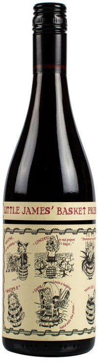 Little James Basket Press Red 750ml
