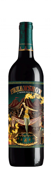 Michael David Freakshow Zinfandel 750ml