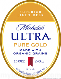 Michelob Pure Gold 12oz 12pk cn