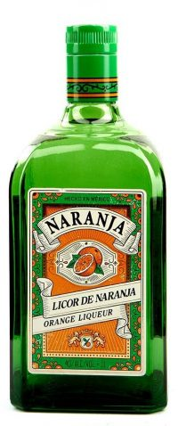Naranja Licor De Naranja Orange Liq 1L