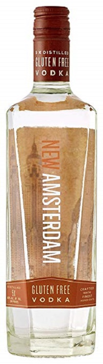 New Amsterdam Gluten Free Vodka 750ml