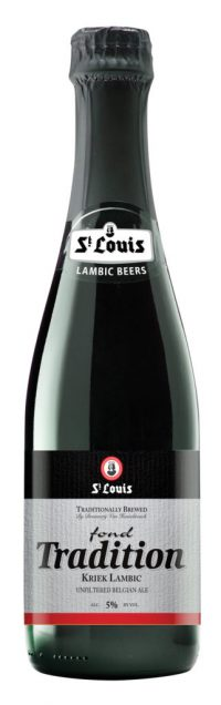 St Louis Tradtion Kriek 12.7oz Btls