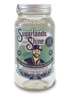 Sugarlands Cole Swindell's peppermint