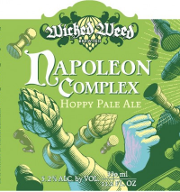 Wicked Weed Napoleon Complex Pale 16oz sng cn