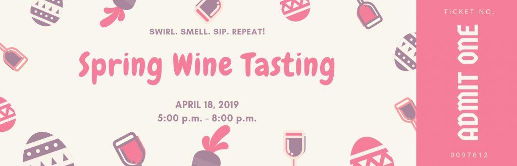 Luekens Wine Tasting