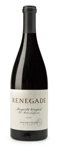 Ancient Peaks Renegade Red 750ml