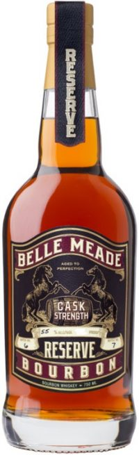 Belle Meade Cask Strength Reserve 114.3 750ml