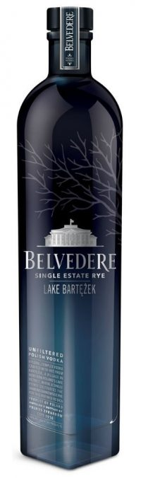 Belvedere Bartezek Single Estate Rye Vodka 750ml