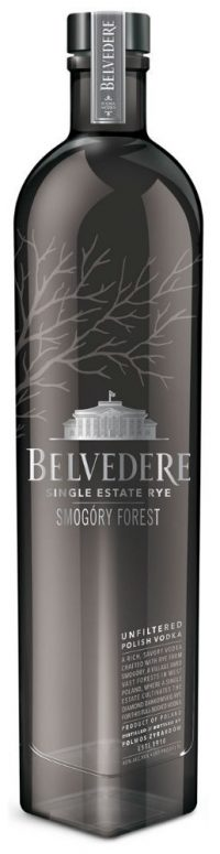 Belvedere Smogory Single Estate Rye Vodka 750ml