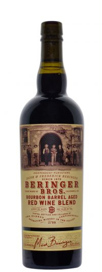 Beringer Bros Red Blend Bourbon Barrel Aged 750ml