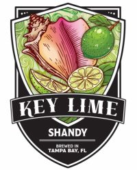 Big Storm Keylime Shandy 16oz 4pk Cn