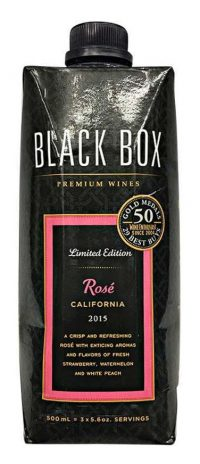 Black Box Rose 500ml
