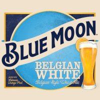 Blue Moon Belgian White 16oz 4pk Cn