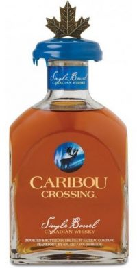 Caribou Crossing Single Barrel Whisky 750ml
