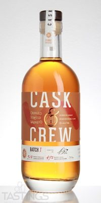 Cask & Crew Orange Roasted Whiskey 750ml