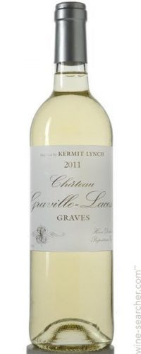 Chateau Graville Lacoste White Bordeaux 750ml