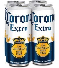 Corona 4pk 16oz Cn