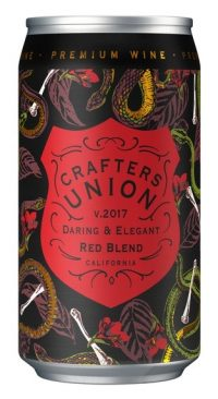 Crafters Union Red Blend 12oz Can