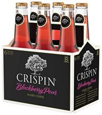 Crispin Blackberry Pear 12oz 6pk Btl