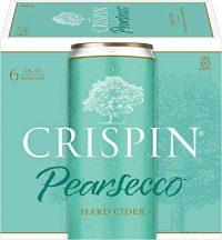 Crispin Pearsecco 12oz 6pk Cn