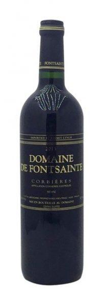 Domaine De Fontsainte Corbieres Red 750ml
