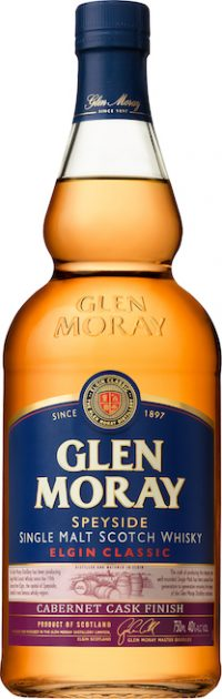 Glen Moray Cab Cask Finish 750ml