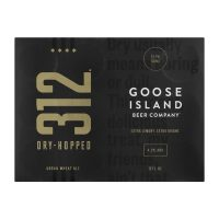 Goose Island Dry Hopped 312 Wheat 12oz 6pk Cn