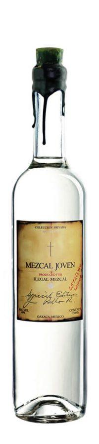 Ilegal Mezcal Joven 750ml