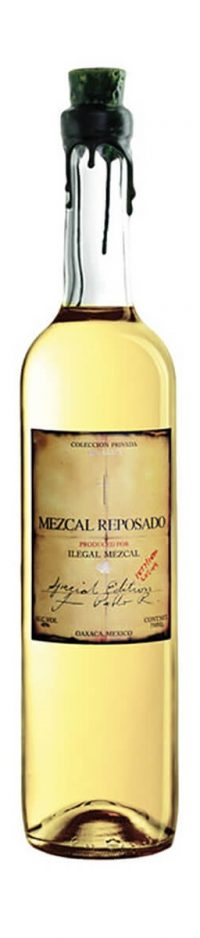 Ilegal Mezcal Reposado 750ml