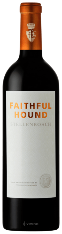 Mulderbosch Faithful Hound Red