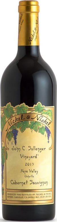 Nickel & Nickel John C Sullenger Cabernet 1.5