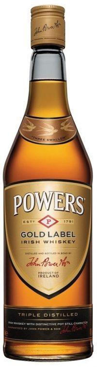 Powers Gold Irish Whisky 1L