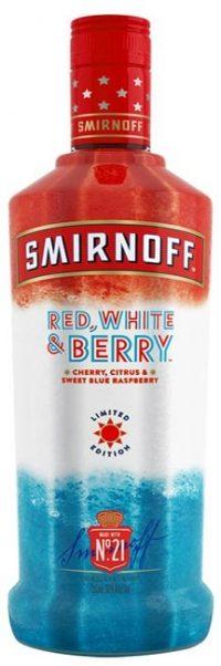 Smirnoff Red White & Berry 1.75L